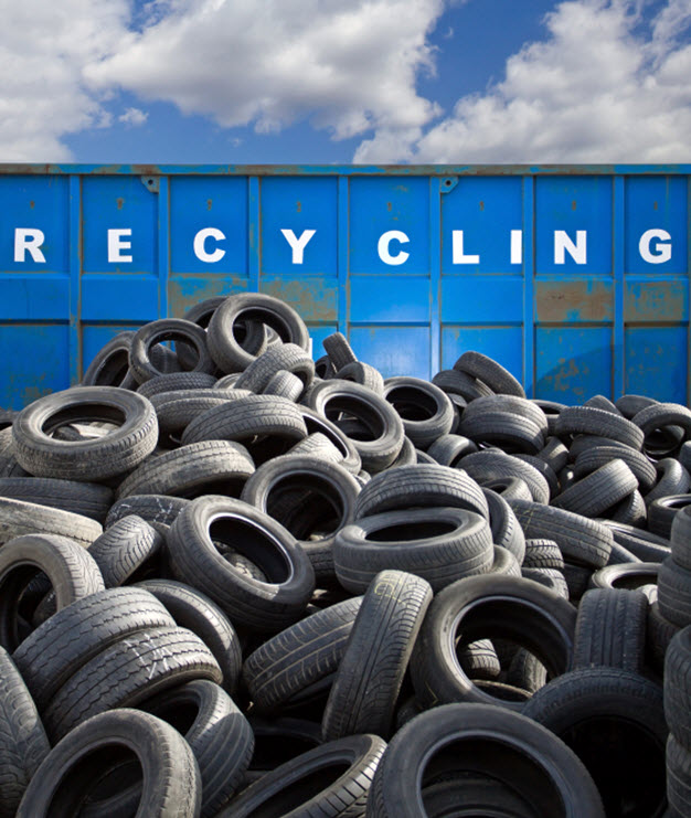 Tyre Recycling Adelaide