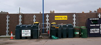 Waste Oil Recycling Adelaide